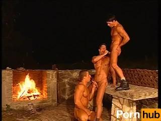Lumber Jocks - Scene 4
