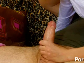 French MILFs don't like it when you jerk off