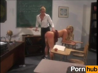 Cheerleaders Spanked - Scene 3