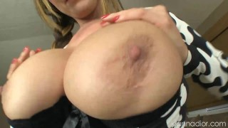 KD Stepmom Sloppy BJ sloppy point of view canadian asian big tits mom blowjob big boobs glasses cock sucking cumshot mother pov brunette big dick busty facial