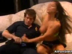 Cop Gets His Dick Sucked