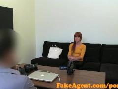 FakeAgent HD Smoking hot carrot top