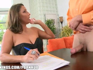 image Bigtitted milf teacher stacie starr tugging