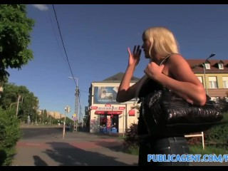 PublicAgent Stunning blonde loves getting fucked by my big dick (p1102)