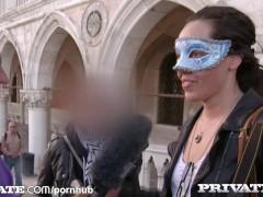 Private: Valentina Nappi's great anal in Venice