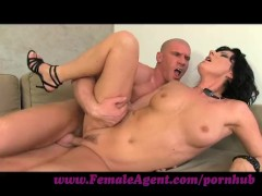 FemaleAgent. Very horny and orgasms heavy casting