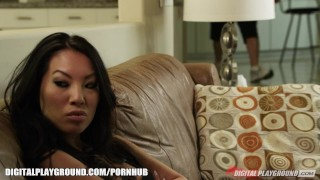 James Dean fucks Asian beauty Asa Akira rough and passionately seduction ass romance beauty spanking asian digitalplayground babe fingering tattoo japanese brunette orgasm skinny big dick booty rough sex doggystyle