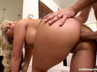 LiveGonzo Phoenix Marie Anal Sex Wife