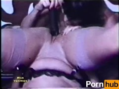 Solo Females, Nudes and Lesbians 29 1970's - Scene 3