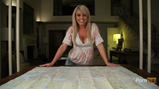 Preview 3 of Bree Olson Road Trip - Top Cities to Bang in This Summer