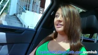 18 y o Deep Throat and Anal Teen Lanina on ECG - FULL VIDEO