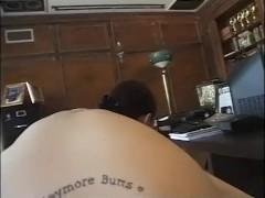 Alisha Klass enjoys anal fuck