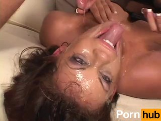 I WANT YOU TO MAKE MY MOUTH PREGNANT 3 - Scene 4