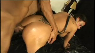 SLAVE 1 - Scene 4  brunette pornhub.com big ass ass fucked big tits ass fucking ass raven tattoo blowjob big dick