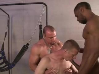 Jerry, Chase and Ed Breed Blake Daniels