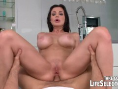 Meet Aletta Ocean and be smart to fuck her