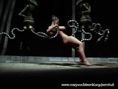 3D Animation: Robots Sex Test