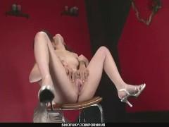 Tomoka Sakurai In Lingerie Gets Her Pussy Fingered