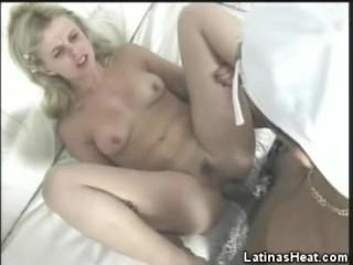 Latina Teen Coed Butt Fucked