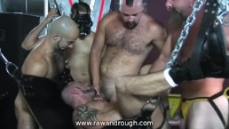 Marco Gets Manhandled