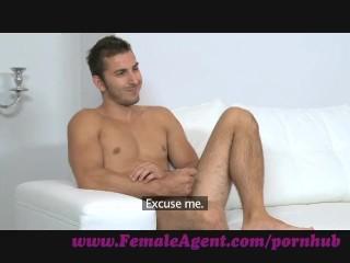 FemaleAgent. Cameras affect studs confidence in casting