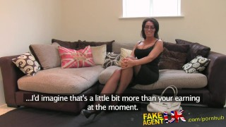 FakeAgentUK Tall secretary chick with incredible tits proves too much for  homemade british amazon point-of-view fakeagentuk audition blowjob titty-fuck casting hardcore office secretary fingering interview doggystyle facial