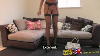 FakeAgentUK Tall secretary chick with incredible tits proves too much for  homemade british big-tits point-of-view fakeagentuk audition blowjob titty-fuck casting hardcore office secretary huge-boobs fingering interview doggystyle facial amazon