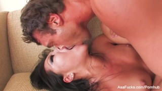 Let's Just Fuck Asa Akira hardcore asian riding pornstar cumshot puba big-boobs tattoo asaakira cum-in-mouth japanese asafucks orgasm cowgirl doggy-style skinny ass-fucking cum-play facial