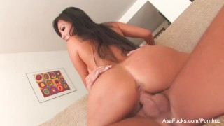 Let's Just Fuck Asa Akira  doggy style cum play ass fucking riding asian pornstar cumshot puba tattoo asaakira skinny hardcore japanese cowgirl asafucks orgasm facial big boobs cum in mouth