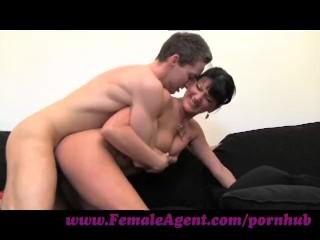 FemaleAgent. Make me cum from behind