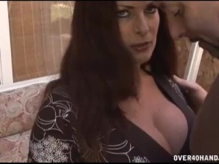 Milf Jerks The Worker
