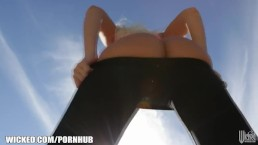 Summer Brielle is the HOTTEST blonde in town Perfect body for POV