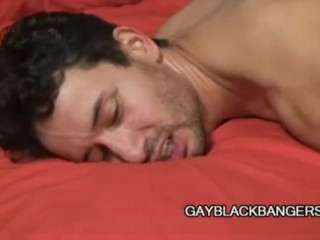 Gabriel Dalessandro: Tight Ass Dude Stretched By A BBC