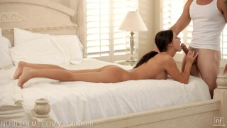 Nubile Films - Blow your load on Whitneys huge tits