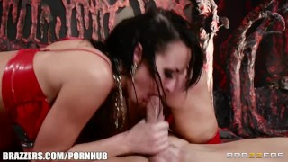 Brazzers - Best Hell ever, latex love  ukrainian ass choke babes raven femdom brazzers.com big tits blowjob kinky mff latex hidden brazzers 7743 deepthroat oil girlongirl big dick fake tits massage leash