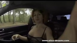 Flashing and anal sex in the highway