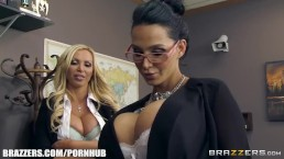 teachers' use tough love - Brazzers