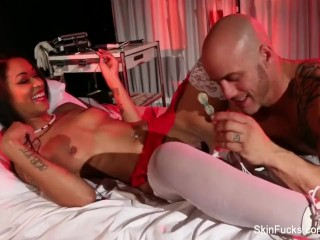Skin Diamond The X-Rated Nurse