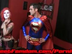 Harley Fucks Superman