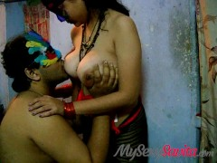 Savita Bhabhi BigTits Sucked Indian Sex