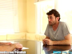 MileHigh James Deen Young and Old Threesome