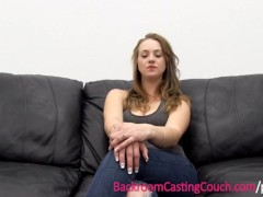 Swallowing Is My Birth Control – Anal & Creampie Casting