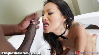 Asa Akira Fucked by 11 Inch Black Cock in Ass  gaping sexy black asian cumshot skinny big dick interracial swallow deepthroat stockings big tits bbc blowjob tattoo japanese tattoos facial lexingtonsteele.com