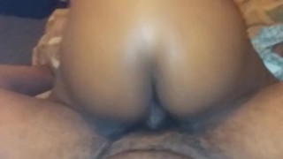 AIR TIGHT PUSSY RIDEING FAT DICK  ebony creampie wet pussy homemade hairy pussy creampie reverse cowgirl booty ebony black cum wet dick butt cream pie best ride