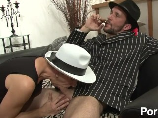 French Mafia likes getting their dick wet