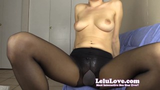 Lelu Love-Cuckolding Blowjob Cum In Pantyhose  high heels homemade cheating cuckolding hd femdom amateur blowjob lelu cumshot instruction hardcore pantyhose encouragement brunette natural tits lelu love