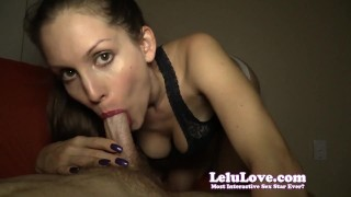 Lelu Love-POV Your Friend Impregnates Me  homemade panties riding glasses cuckolding creampie hd femdom amateur blowjob pov hardcore brunette cowgirl lelu natural tits impregnation lelu love