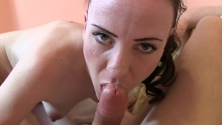 (Not) Just Teasing Your Cock.. Femdom POV by Gorgeous Milf Sylvia Chrystall  cock teasing pussy hot brunette sylvia chrystall homemade bj mom pornstar blowjobs celeb euro milf mother cock teasing femdom best blowjob cum in mouth huge cumshot femdom cum eating