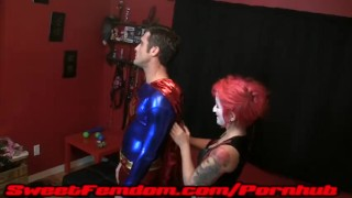FemDom Pegging Compilation  strap on ass fuck sweetfemdom.com pegging strapon cosplay femdom tattoo kinky hunk compilation anal female domination bi sexual hand job