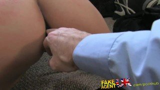 FakeAgentUK Petite girl, big tits, great fuck, job done fakeagentuk audition huge tits homemade hardcore clit rubbing cock riding real sex british amateur cumshot spunk in mouth reality casting interview doggystyle